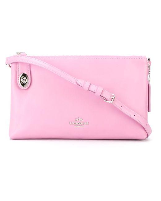 COACH | Женское Розовый Crosby Crossbody Bag