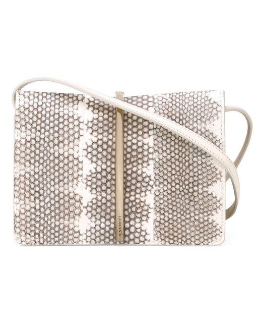 Nina Ricci | Женское Белый Arc Crossbody Bag