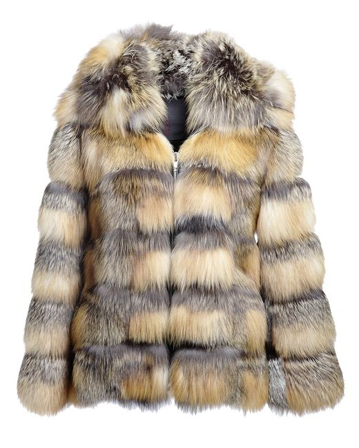 Liska | Женское Kathi Fox Fur Jacket