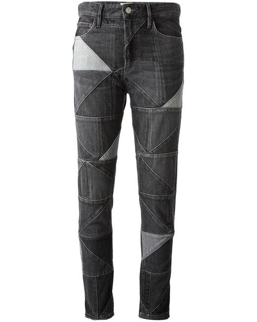 Isabel Marant Étoile | Женское Серый Patchwork Jeans