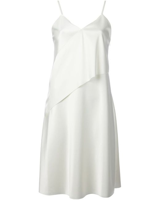 3.1 Phillip Lim   Женское Белый Sash Slip Dress