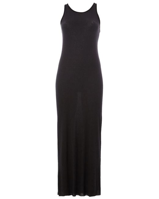 BORIS BIDJAN SABERI | Женское Чёрный Sleeveless Jersey Dress
