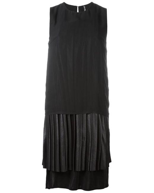 Minimarket | Женское Чёрное Платье Maki