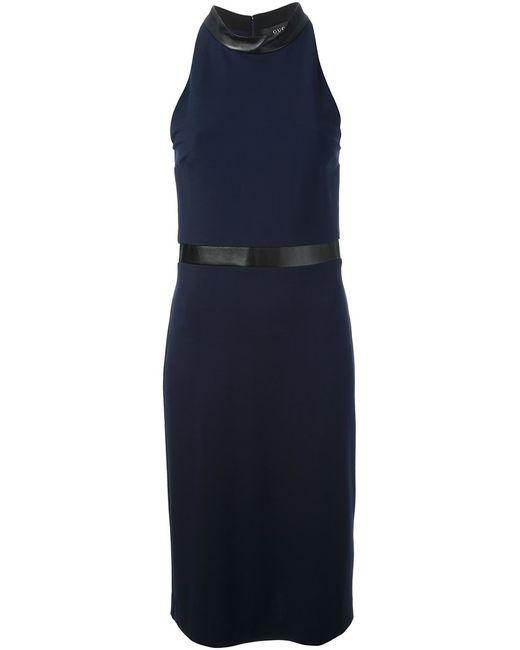Gucci   Женское Синий Halterneck Dress