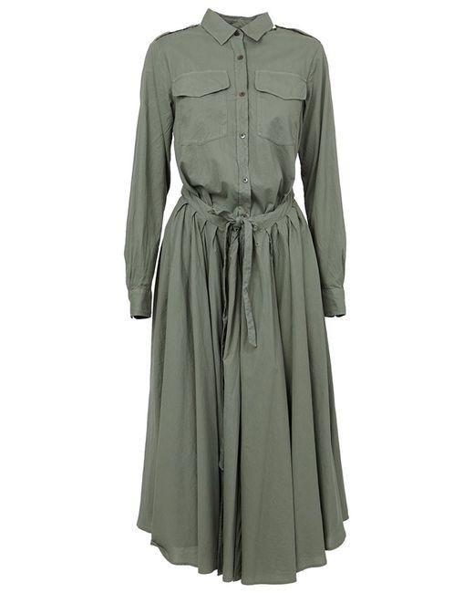 Dries Van Noten | Женское Зелёный Deanna Dress
