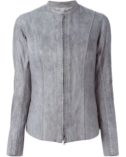 Isaac Sellam Experience   Женское Серый Instinct Jacket