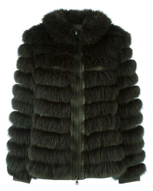 Liska   Женское Зелёный Reversible Padded Jacket