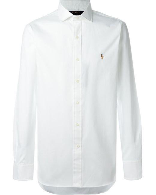 Polo Ralph Lauren | Мужское Белый Classic Button Down Shirt