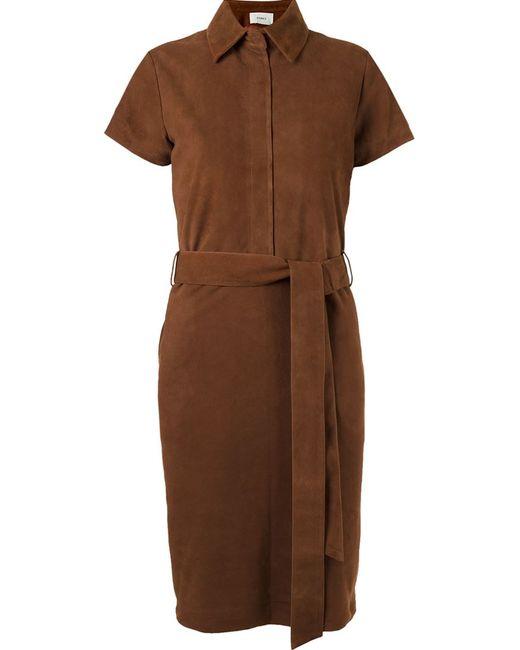 EGREY   Женское Коричневый Belted Dress