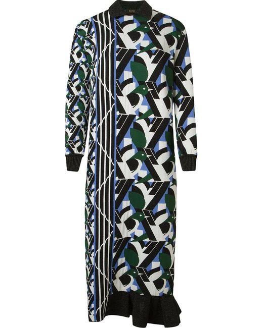 Gig | Женское Белый Mid-Length Knit Dress