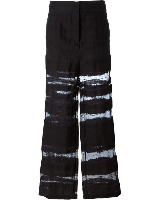 Damir Doma | Женское Чёрный Fluid Trousers