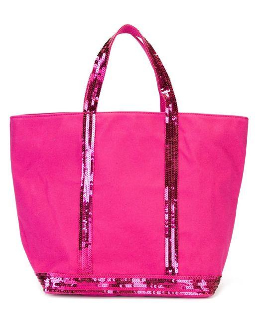 Vanessa Bruno | Женская Розовая Сумка-Тоут С Пайетками