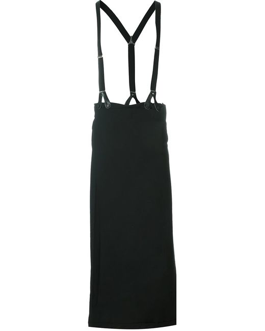 JEAN PAUL GAULTIER VINTAGE   Мужское Чёрный Suspender Trousers