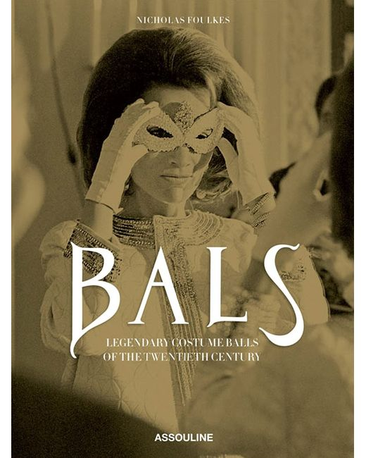 Assouline | Многоцветный Bals Legendary Costume Balls Of The Twentieth