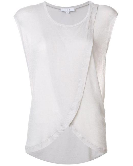 Iro | Женское Серый Dalila Tank
