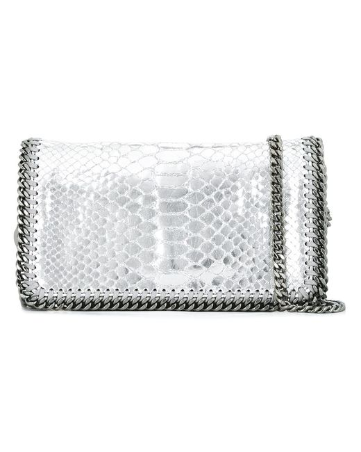 Stella Mccartney | Женское Серебристый Mini Falabella Crossbody Bag