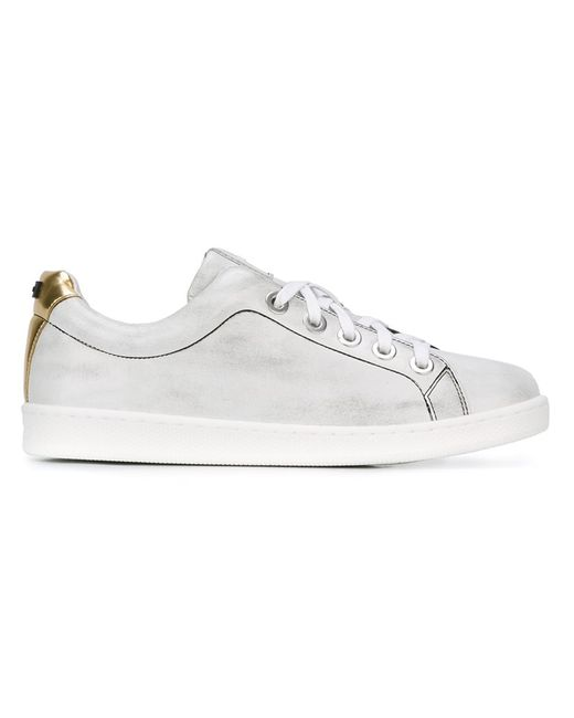 Kenzo | Женское Белый K-Lace Sneakers