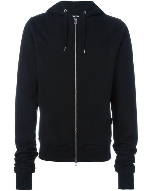 HOOD BY AIR | Мужское Чёрный Hooded Sweater