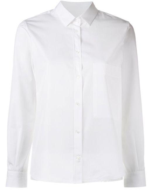 Golden Goose | Женское Белый Deluxe Brand Classic Long Sleeve Shirt