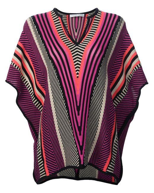 Trina Turk | Женское Розовый Knitted Kaftan