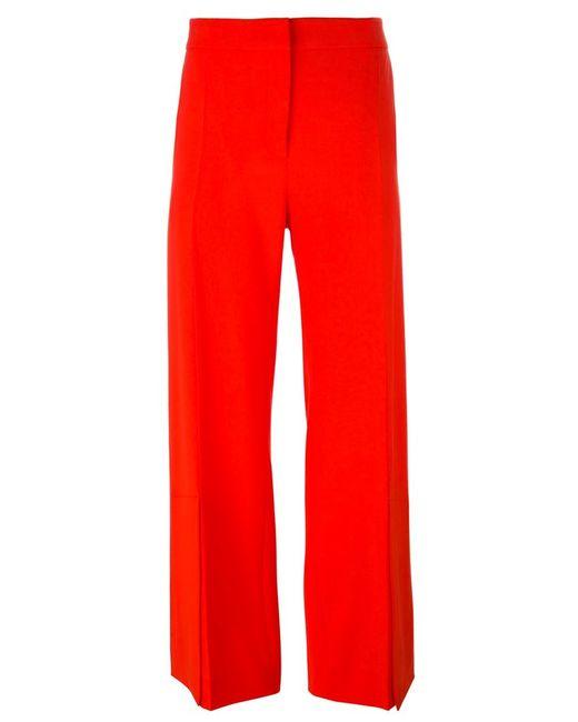 Cedric Charlier | Женское Красный Cédric Charlier Wide Leg Trousers