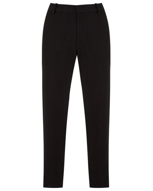 Uma | Raquel Davidowicz | Женское Чёрный Grid Trousers