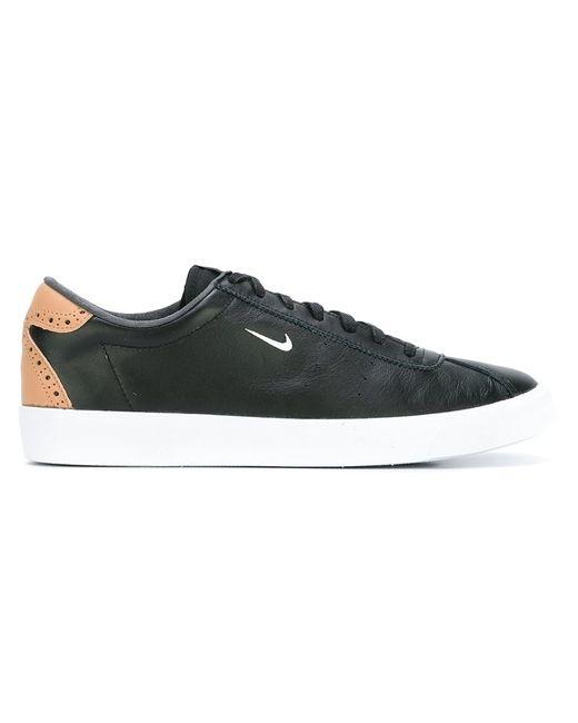 Nike | Мужские Чёрные Кеды Match Classic
