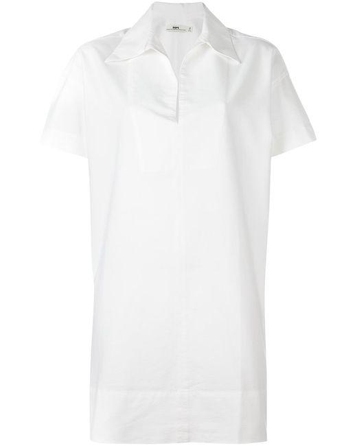 Hope | Женская Белая Блузка Busy