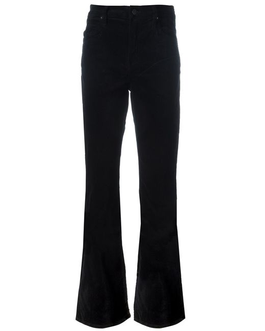 Citizens of Humanity | Женское Чёрный Fleetwood Flare Trousers
