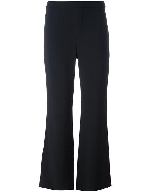 Helmut Lang | Женское Чёрный Classic Flared Trousers
