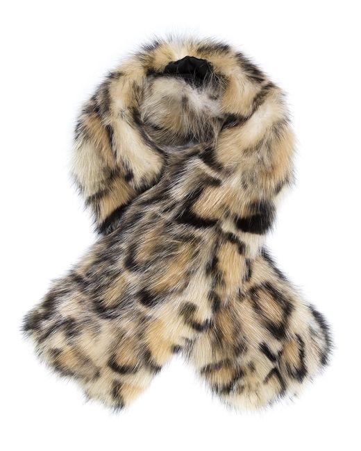 Giambattista Valli | Женское Nude & Neutrals Leopard Print Scarf