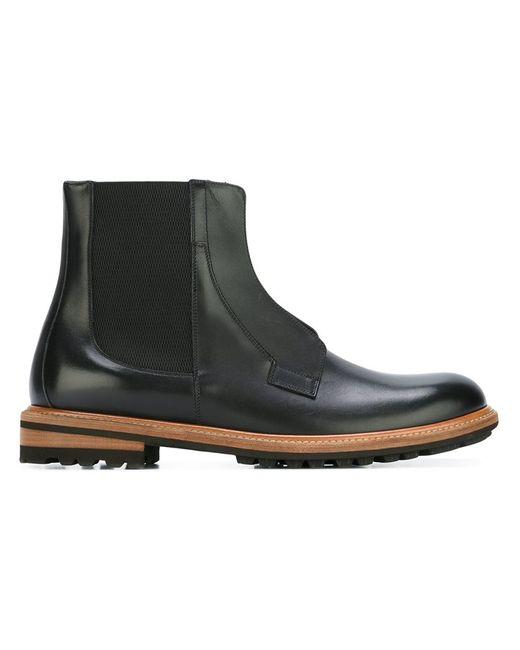 Dolce & Gabbana   Мужское Чёрный Flap Ankle Boots