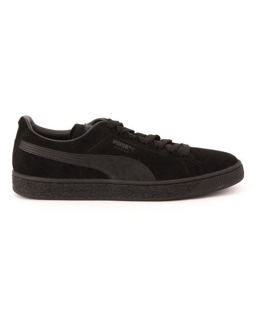 Puma | Чёрный Classic Sneakers