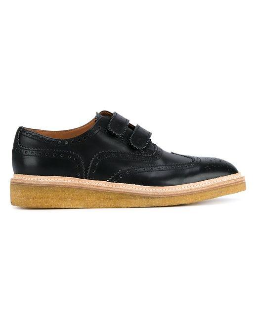 WHF WEBER HODEL FEDER | Мужское Чёрный Sacramento Oxford Shoes