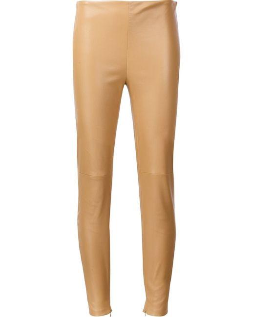 Ralph Lauren   Nude & Neutrals Eleanora Skinny Stretch Trousers