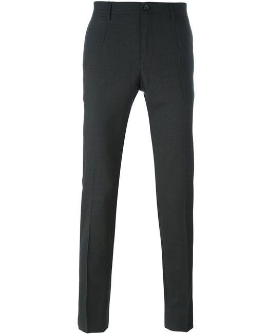 Dolce & Gabbana | Чёрный Classic Tailored Trousers