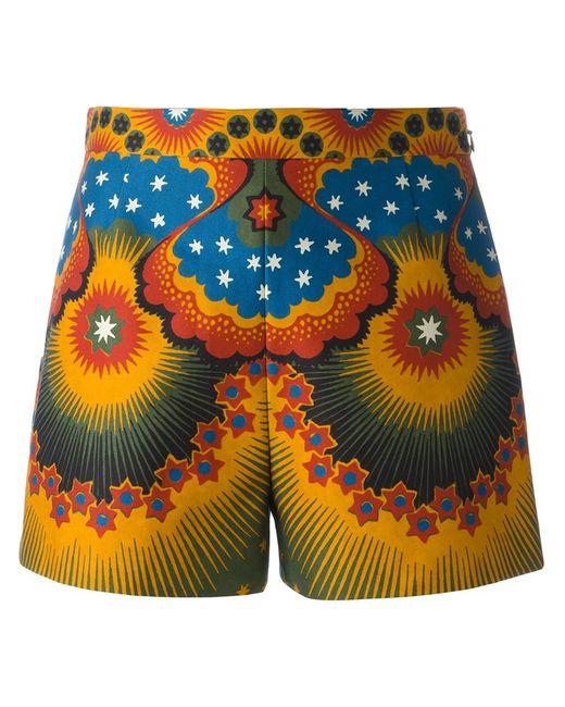 Valentino | Женское Многоцветный Star Studded Shorts