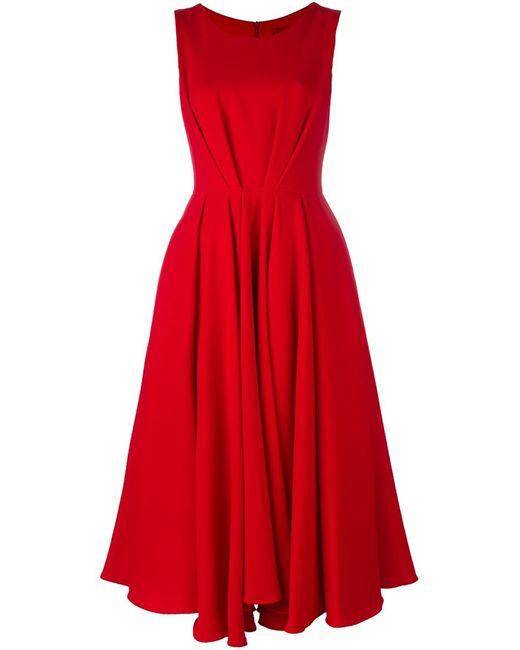 Ultràchic | Женское Красный Long Sleeveless Dress