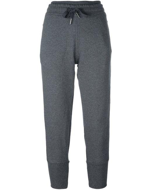 Adidas By Stella  Mccartney | Женские Серые Спортивные Брюки Для Йоги