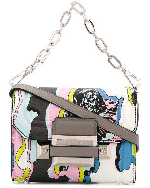 Versace | Многоцветная Сумка На Плечо Jagged Baroque