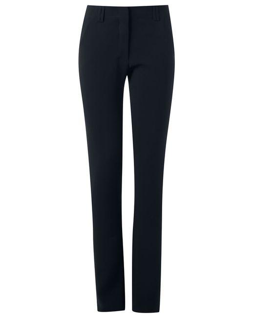 GLORIA COELHO | Синий Straight Leg Trousers