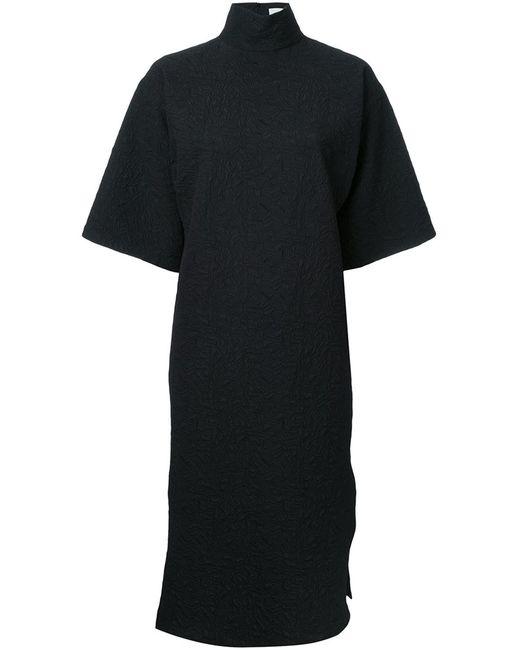 STRATEAS CARLUCCI | Женское Чёрный Funnel Macro Dress