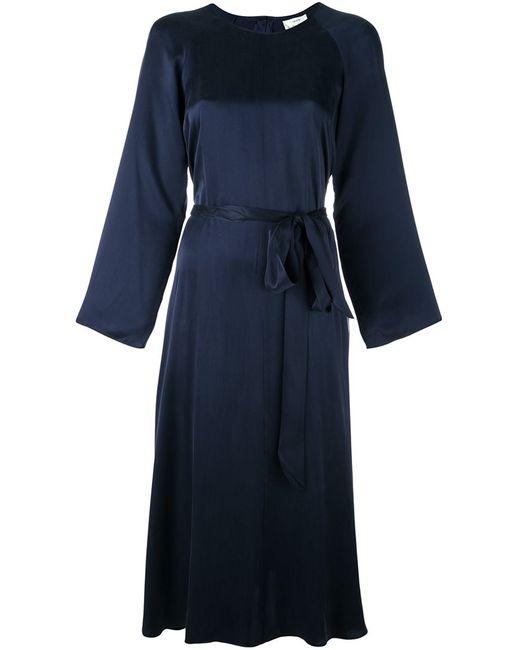 Forte Forte | Женское Синее Платье С Поясом