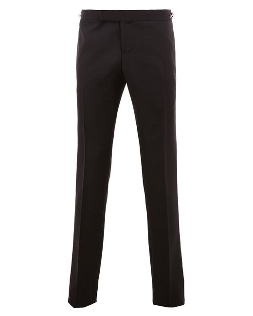 Thom Browne | Синий Side Tab Trousers