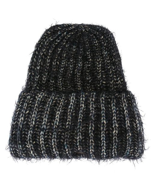 SUPER DUPER HATS | Женские Чёрные Шапка-Бини Beanieone