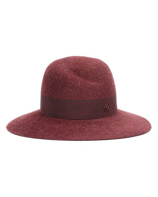 Maison Michel | Женская Красная Шляпа Virginie
