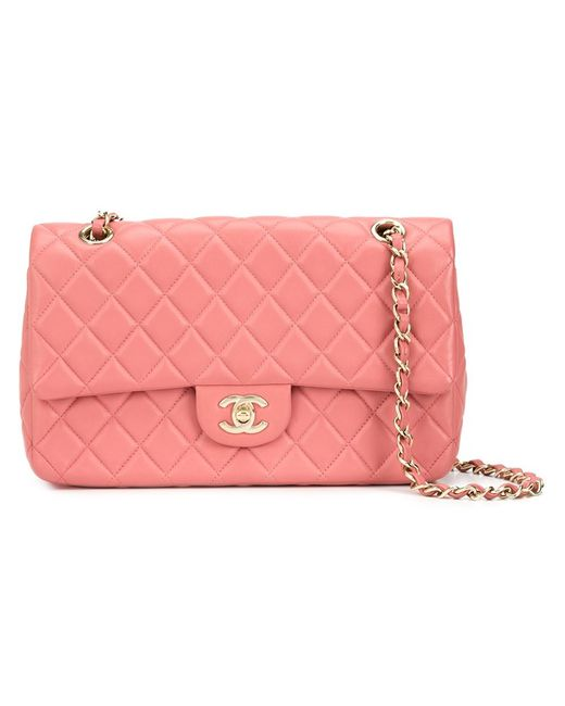 Chanel Vintage | Женская Чёрная Средняя Сумка-Тоут Valentines