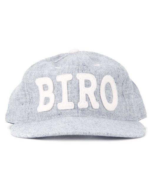 Biro | Женская Серая Кепка X Ebbets Field Flannels