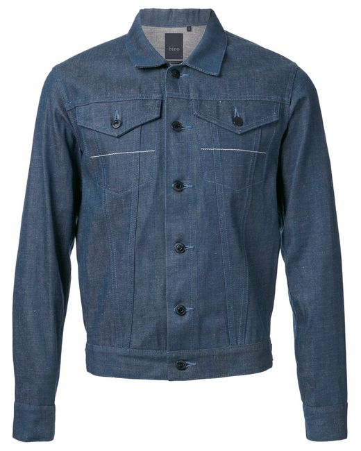 Biro | Мужское Синий Heyday Denim Jacket