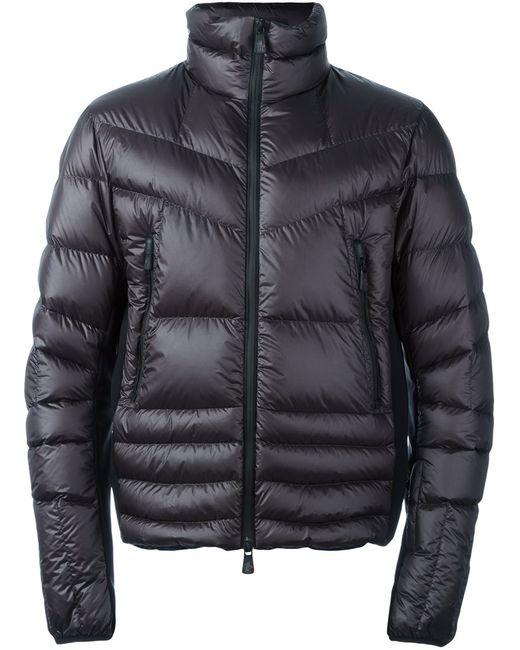 Moncler Grenoble | Мужская Чёрная Куртка-Пуховик Canmore